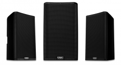 "QSC K12.2 12"" Two-Way 2000 Watt Powered Loudspeaker"
