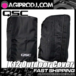 QSC K12 Outdoor Cover Protective Weather-Resistant Cover K12 OUTDOOR COVER