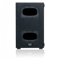 "QSC KS112 2000 Watt Ultra Compact 12"" Powered Subwoofer"