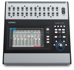 QSC TouchMix 30 PRO 32-Channel Professional Digital Mixer TouchMix 30 PRO