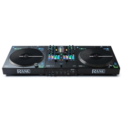 RANE SEVENTY-TWO + TWELVE X 2 System - 1 Mixer 2 Turntables for Serato DJ SEVENTY-TWO - TWELVE SYSTEM