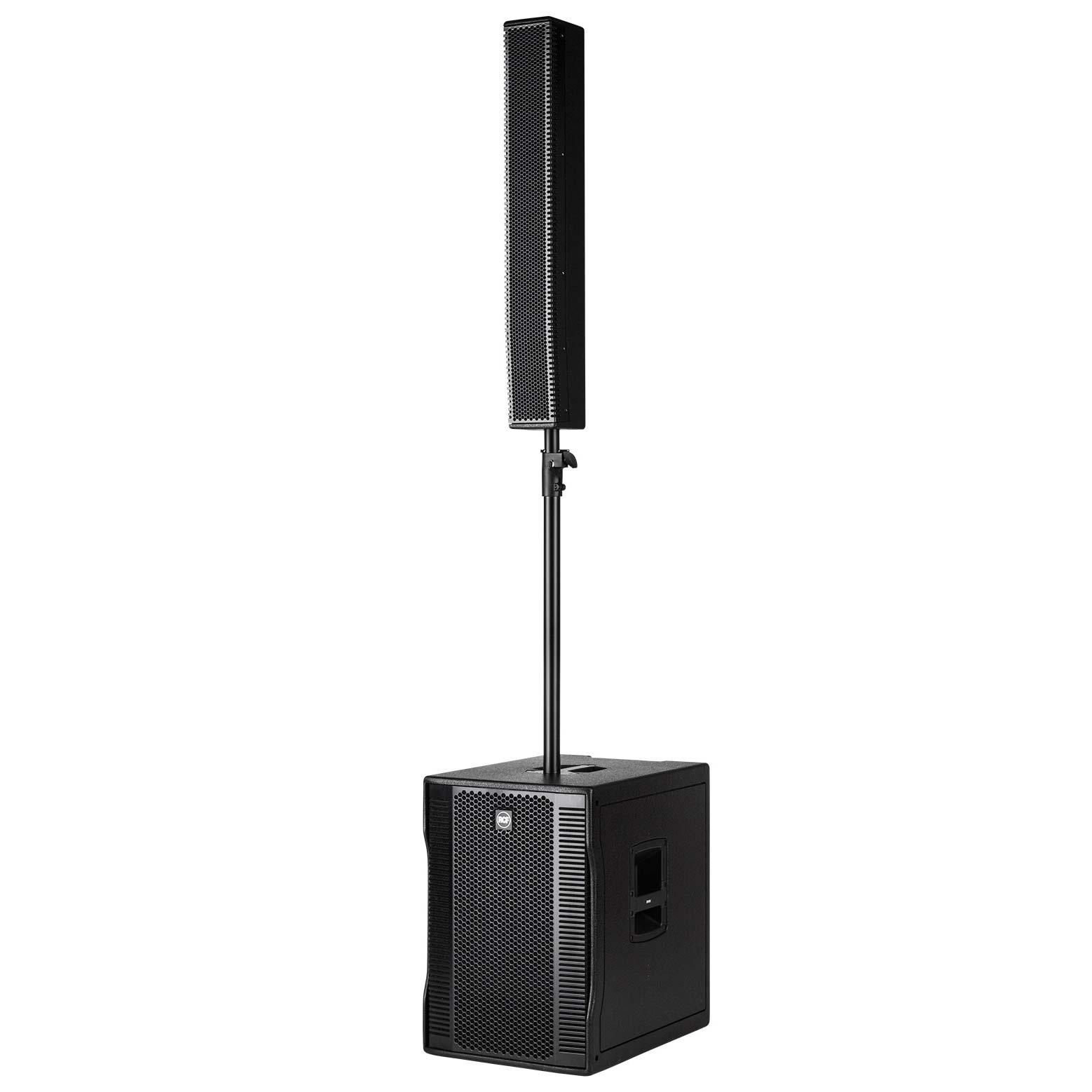 RCF EVOX 12 Portable Compact Two-Way Active Array Sound Reinforcement System