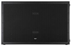 "RCF SUB 8006-AS Dual 18"" Active High Power Subwoofer SUB-8006-AS"