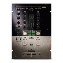 RELOOP KUT 2-Channel Digital Battle FX Mixer with Innofader KUT