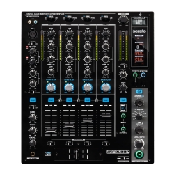 RELOOP RMX90-DVS 4 Channel Serato DJ Mixer with Effects and Serato DJ DVS RMX90-DVS