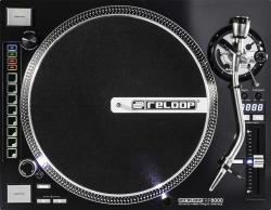 RELOOP RP-8000 Advanced Hybrid Torque Turntable MIDI Controller RP-8000