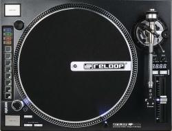 RELOOP RP-8000 Straight Advanced Hybrid Torque Straight-Arm Turntable MIDI Controller RP-8000 STRAIGHT