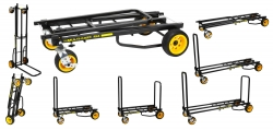 ROCK N ROLLER R14G Multi-Cart Mega Ground Glider with R-Trac Tires R14G