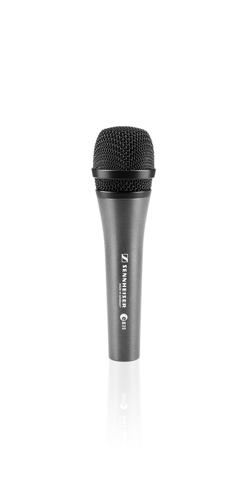 sennheiser e835 evolution cardioid dynamic vocal microphone agiprodj. Black Bedroom Furniture Sets. Home Design Ideas
