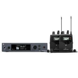 SENNHEISER EW IEM G4 TWIN-A1 Wireless Stereo Monitoring Twin Set EW IEM G4 TWIN-A1