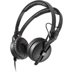 SENNHEISER HD-25 PLUS (506908) Closed On-Ear DJ / Studio Monitoring Headphones HD-25 PLUS