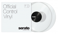 SERATO PRESSINGS Performance Series Clear Vinyl - PAIR