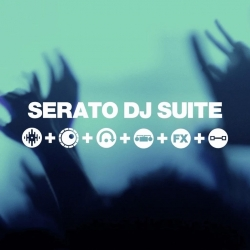 SERATO DJ SUITE - Serato DJ Pro and All Expansion Packs