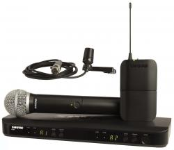 Check out details on BLX1288/CVL-H9 SHURE page