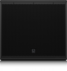"TURBOSOUND NuQ NuQ115B-AN 3000 Watt 15"" Front Loaded Subwoofer NuQ115B-AN"