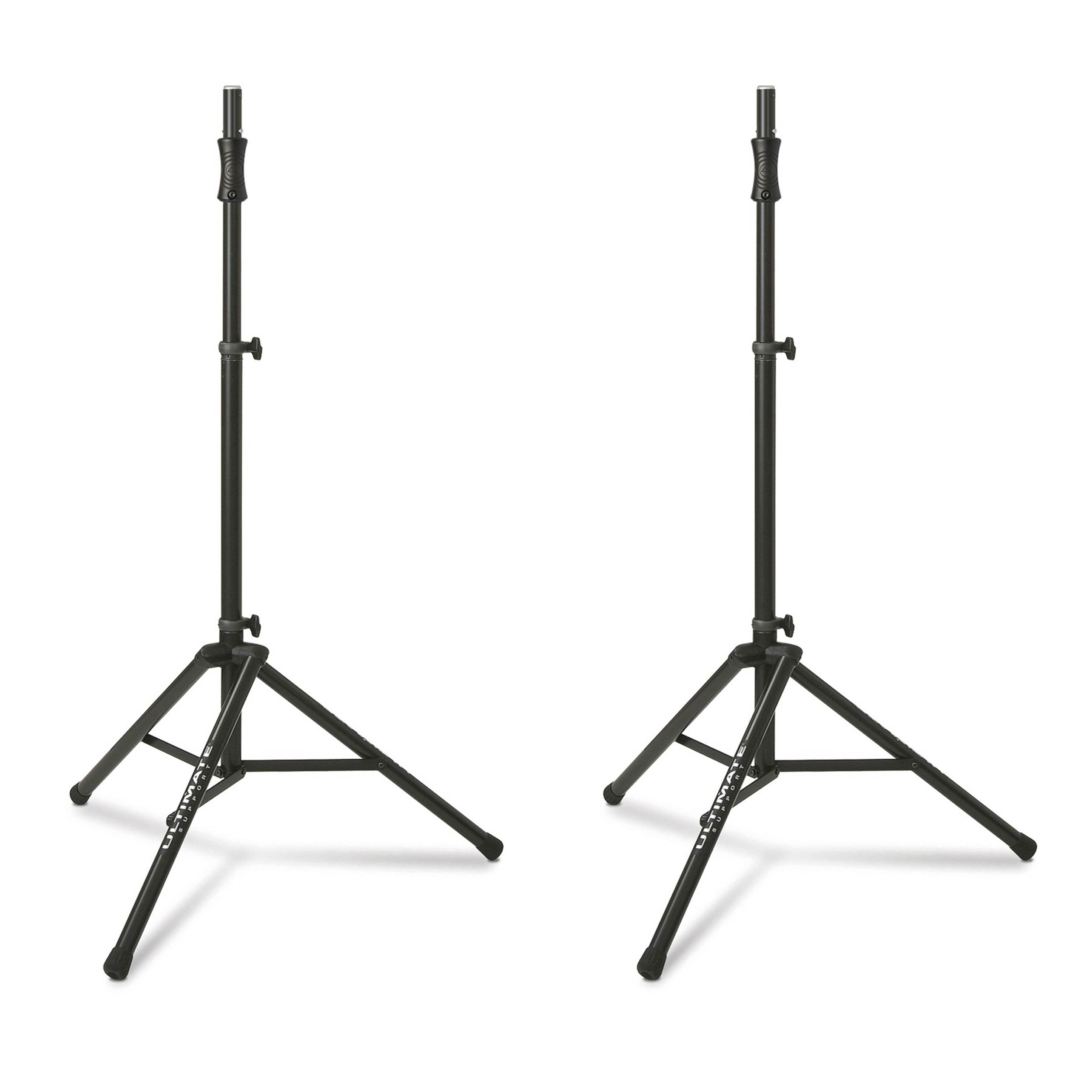 Ultimate Support Ts 100b Pair Bogo Tripod Speaker Stands