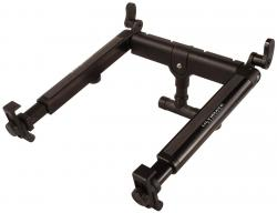 ULTIMATE SUPPORT HYM-100QR HyperMount QR Dual Mount Laptop Stand HYM-100QR