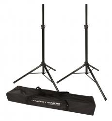 ULTIMATE SUPPORT JS-TS50-2 JamStands Tripod Speaker Stand (Pair) JS-TS50-2