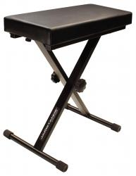 ULTIMATE SUPPORT JS-MB100 JamStands Series Medium Keyboard Bench JS-MB100