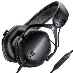 V-MODA CROSSFADE LP2 Headphones Matte Black XFL2V-U-MBLACK CROSSFADE LP2 MATTE BLACK