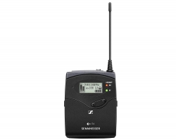 SENNHEISER Portable Receiver for Wireless Speaker Systems WIRELESS SPEAKER SYSTEM RECEIVER