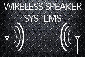Be Equipped with perfect Wireless Speaker System