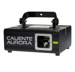 X-LASER Caliente Aurora 700mW RGB Liquid Sky and Hot Beam Laser Projector CALIENTE AURORA