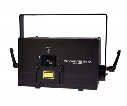 X-LASER Skywriter HPX Full Color Aerial Beam & Graphics Laser Skywriter HPX