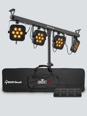 CHAUVET DJ 4BAR QUAD