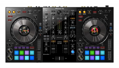 PIONEER DJ DDJ-800 Two-Channel Portable DJ Controller for Rekordbox DJ
