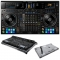 PIONEER DJ DDJ-RZX BUNDLE WITH FLIGHT CASE